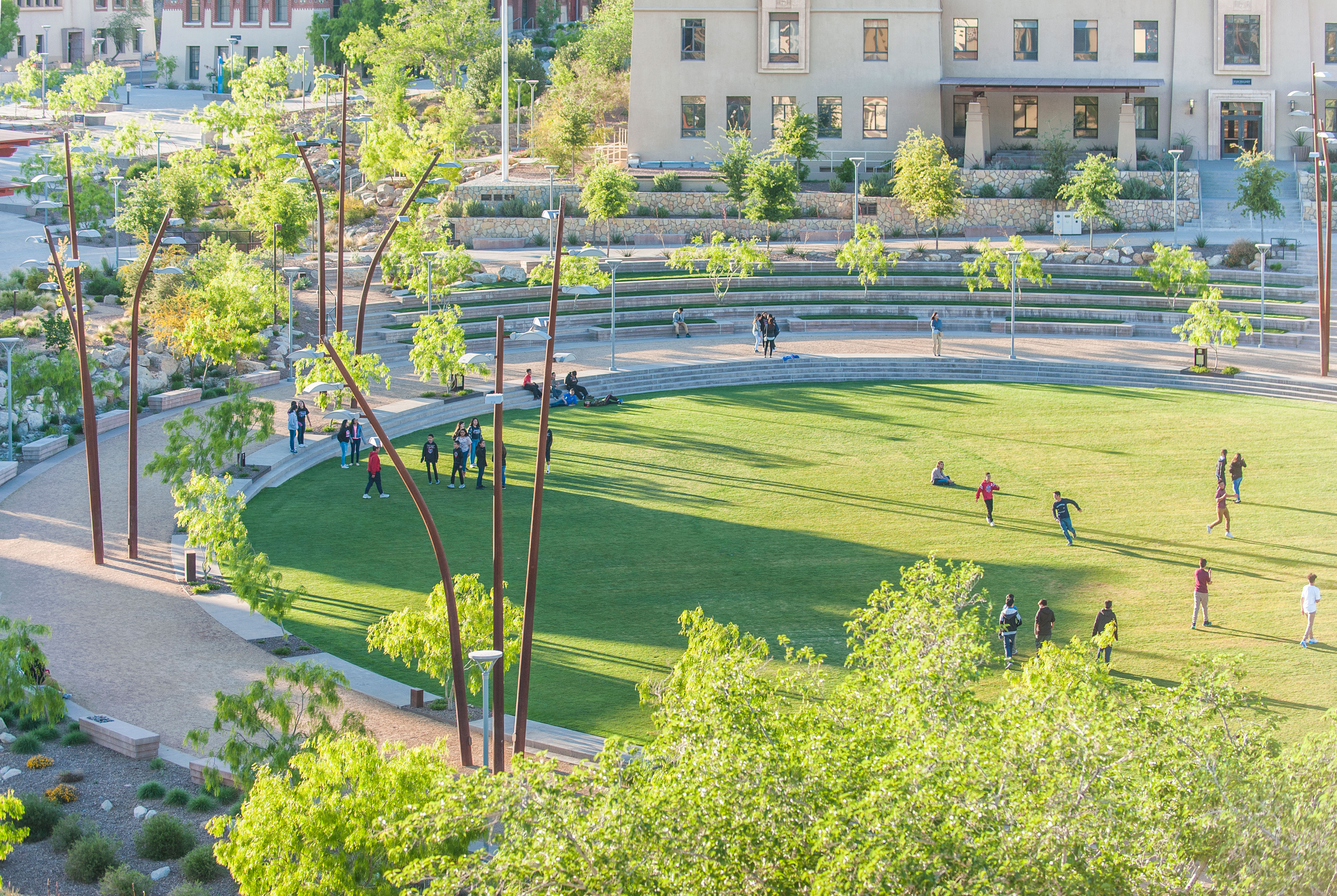 SITES project spotlight: The University of Texas at El Paso | GBCI