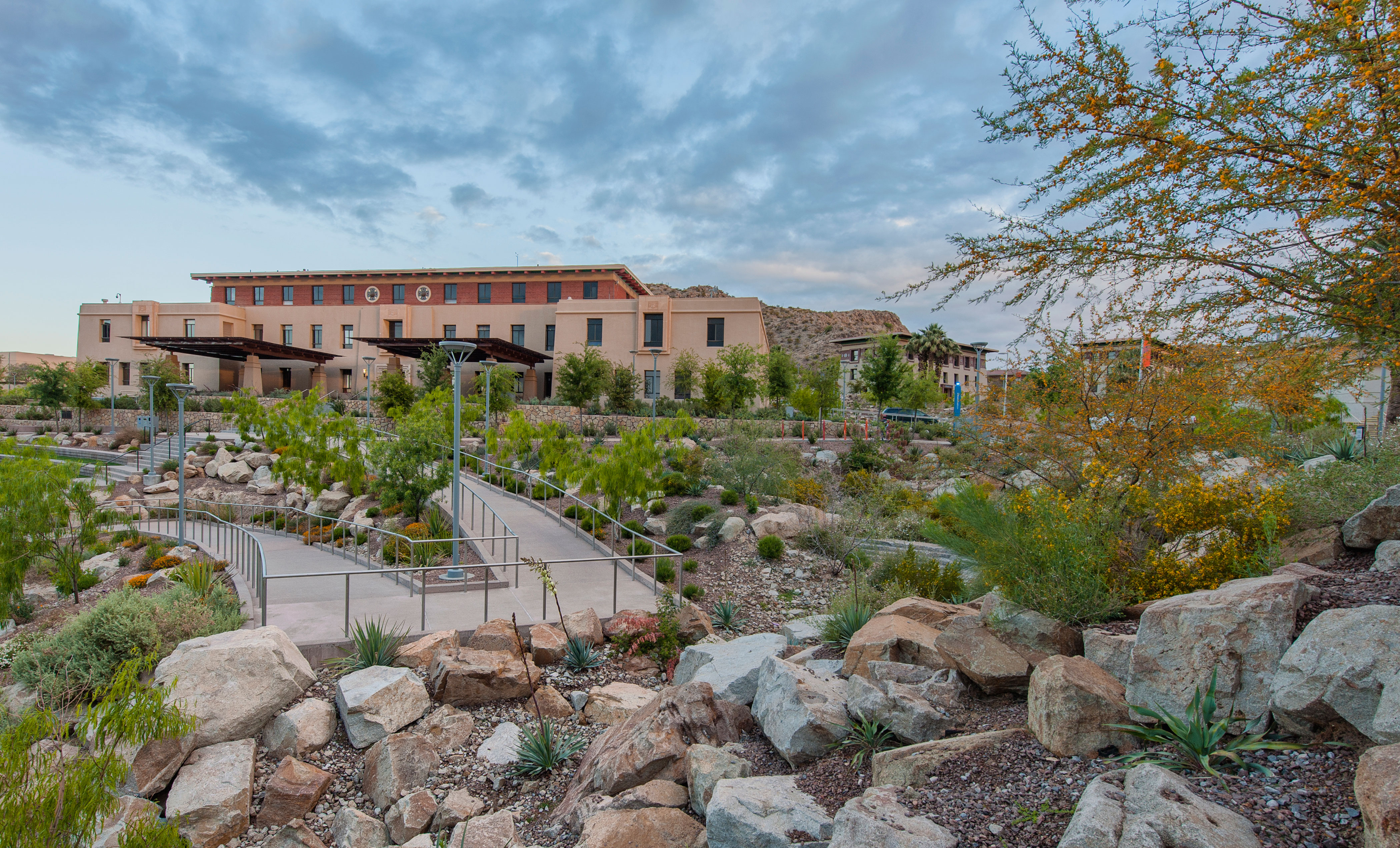 Sites certified projects are defining sustainability beyond the leed platinum certification sites certification and the living building challenge certification built on a previously paved over city maintenance yard xflitez Images