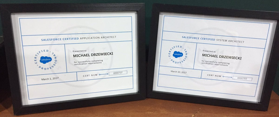 From Dreamforce To Destination Success Zero To 14 Certifications In