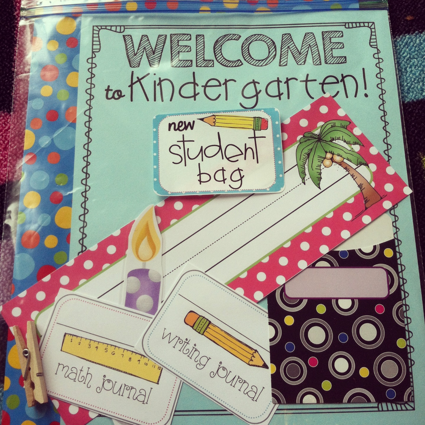 Classroom Organization Ideas For Kindergarten ~ How to organize for the first day of kindergarten a guide